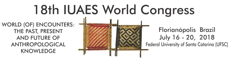 Congresso mundial de Antropologia – IUAES | 16 a 20 de julho na UFSC @ UFSC | Santa Catarina | Brasil